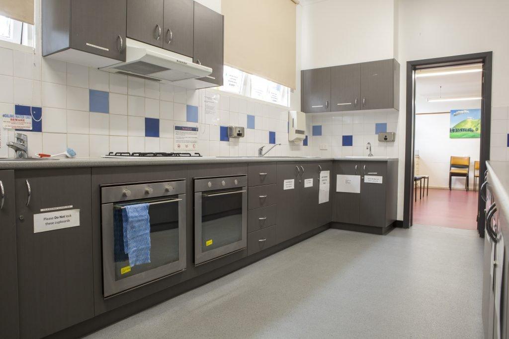 Commercial Kitchen venue hire preston