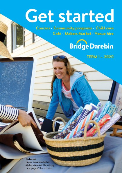 Get started - Bridge Darebin term planner - term 1 2020
