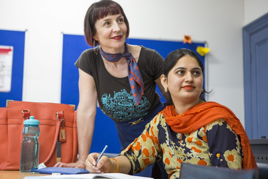 Bridge Darebin -  Adult Education